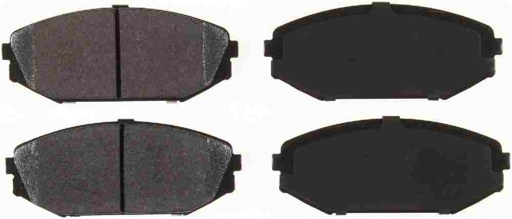 BENDIX GLOBAL - Disc Brake Pad - BXG MRD793