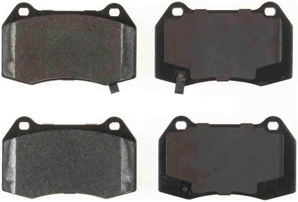 BENDIX GLOBAL - Global Semi-Metallic Disc Brake Pad - BXG MRD960A
