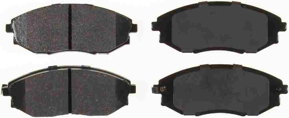 BENDIX GLOBAL - Global Ceramic Disc Brake Pad - BXG RD1031