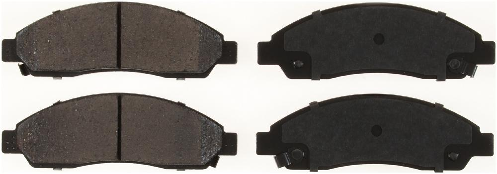 BENDIX GLOBAL - Global Organic Brake Pad - BXG RD1039