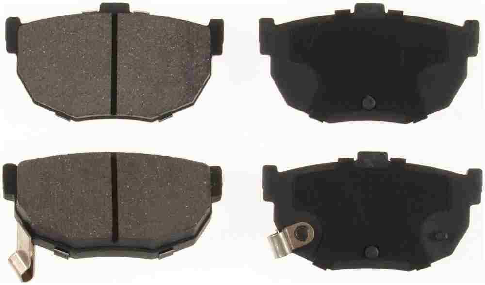 BENDIX GLOBAL - Global Ceramic Disc Brake Pad - BXG RD323