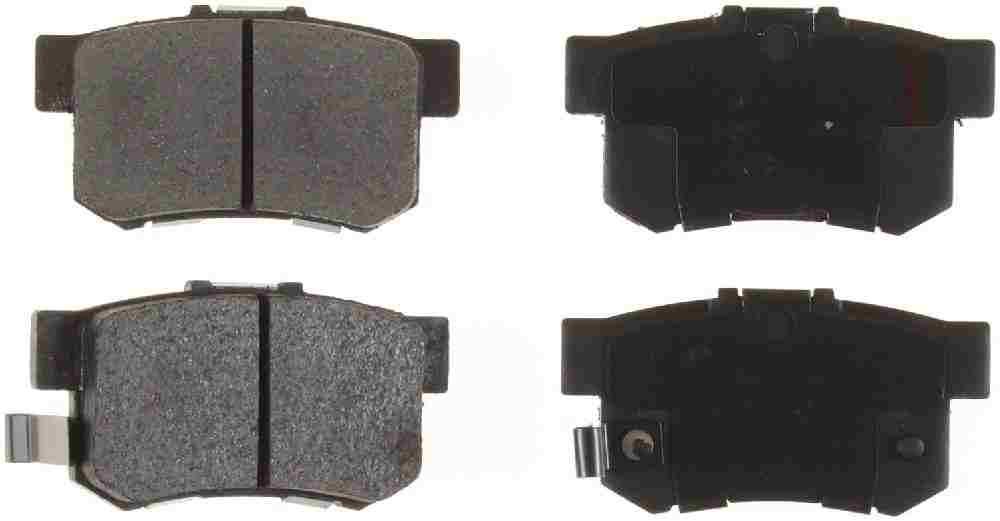 BENDIX GLOBAL - Global Ceramic Brake Pad - BXG RD536