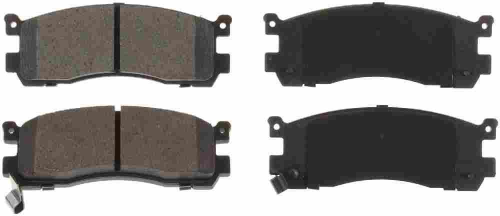 BENDIX GLOBAL - Global Ceramic Disc Brake Pad - BXG RD553