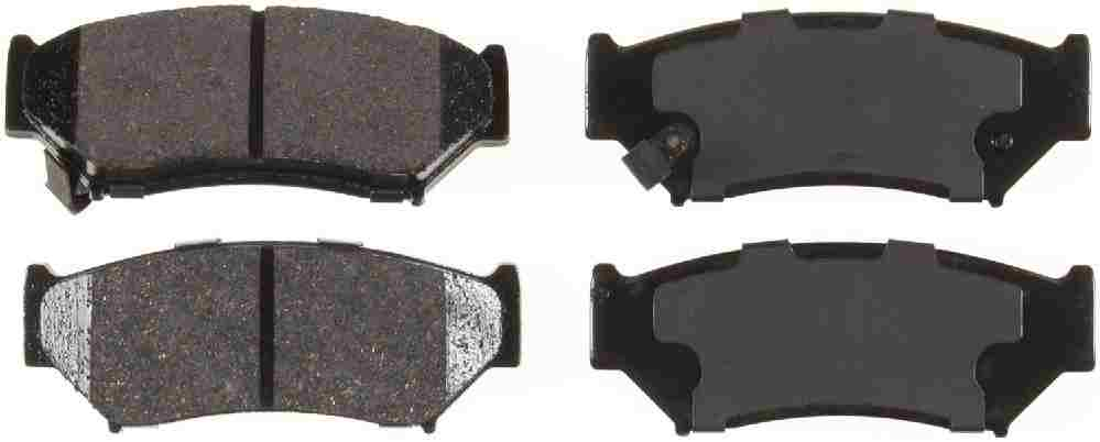 BENDIX GLOBAL - Global Ceramic Disc Brake Pad (Front) - BXG RD556