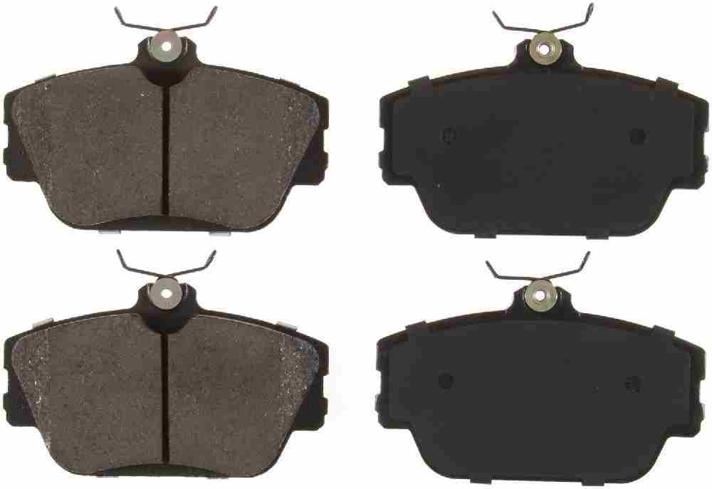 BENDIX GLOBAL - Global Ceramic Disc Brake Pad - BXG RD598