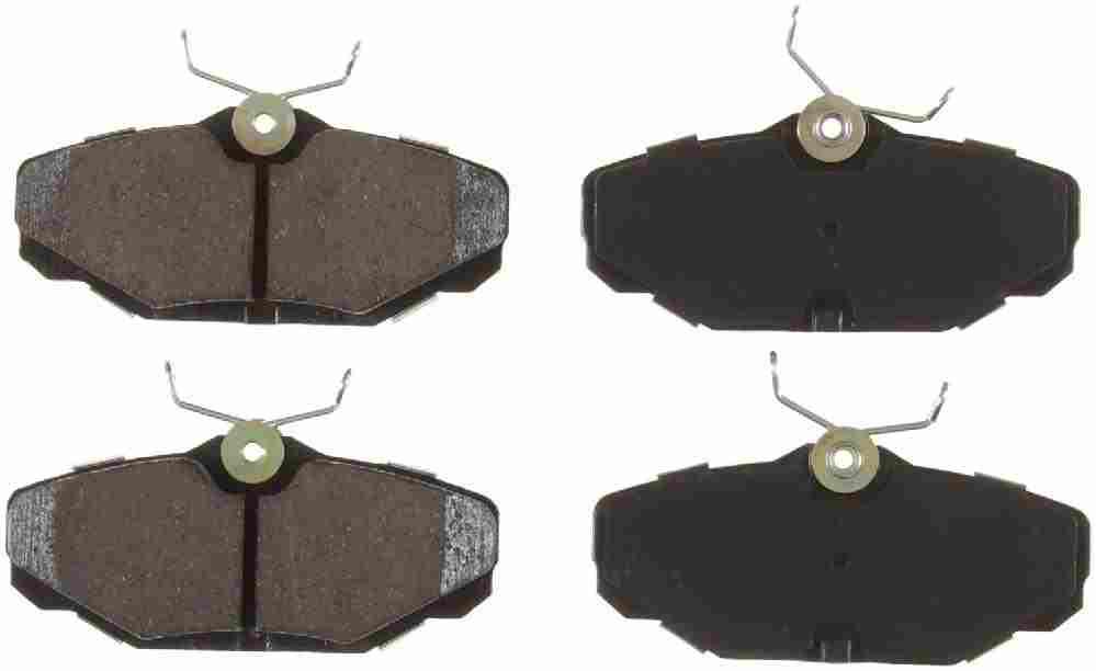 BENDIX GLOBAL - Global Ceramic Disc Brake Pad - BXG RD610