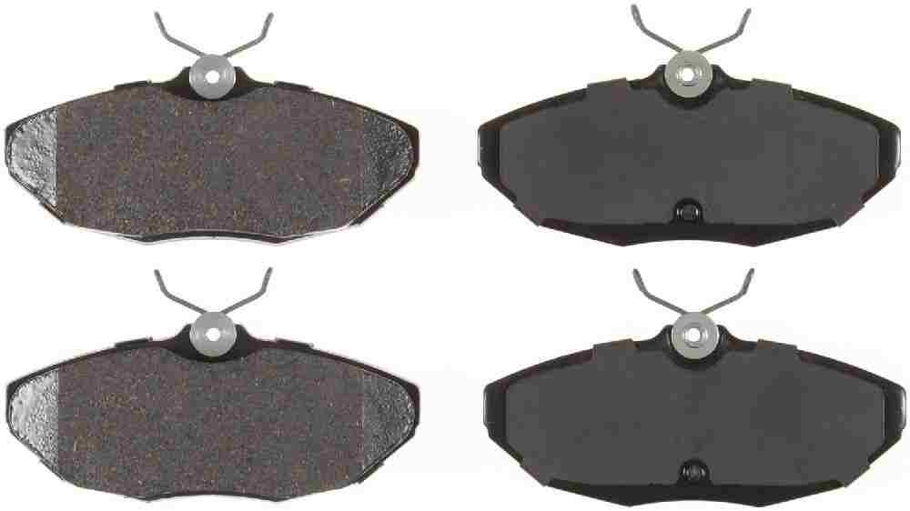 BENDIX GLOBAL - Global Ceramic Disc Brake Pad - BXG RD806