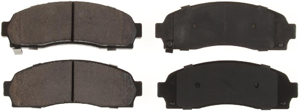 BENDIX GLOBAL - Disc Brake Pad Set - BXG RD833