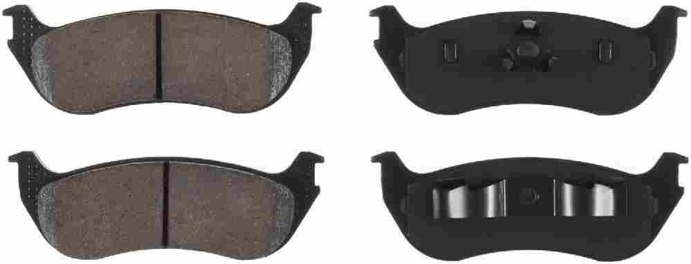 BENDIX GLOBAL - Global Ceramic Disc Brake Pad - BXG RD881