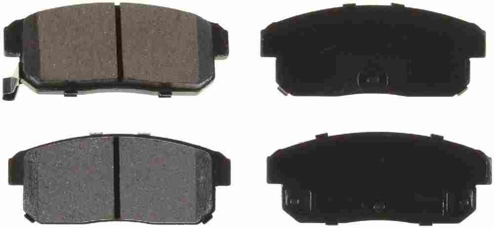 BENDIX GLOBAL - Global Ceramic Disc Brake Pad - BXG RD900