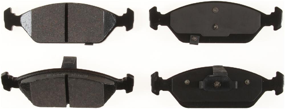 BENDIX GLOBAL - Global Ceramic Disc Brake Pad - BXG RD925