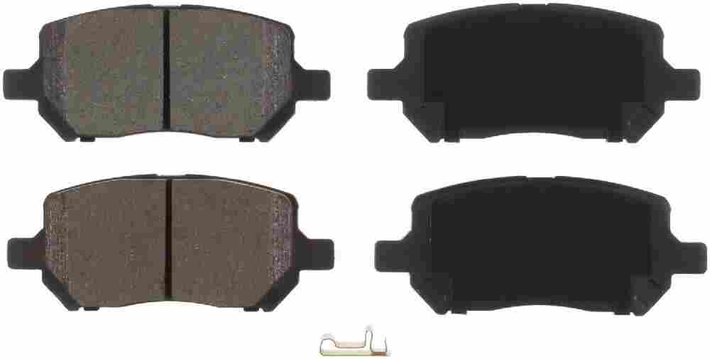 BENDIX GLOBAL - Global Ceramic Disc Brake Pad - BXG RD956
