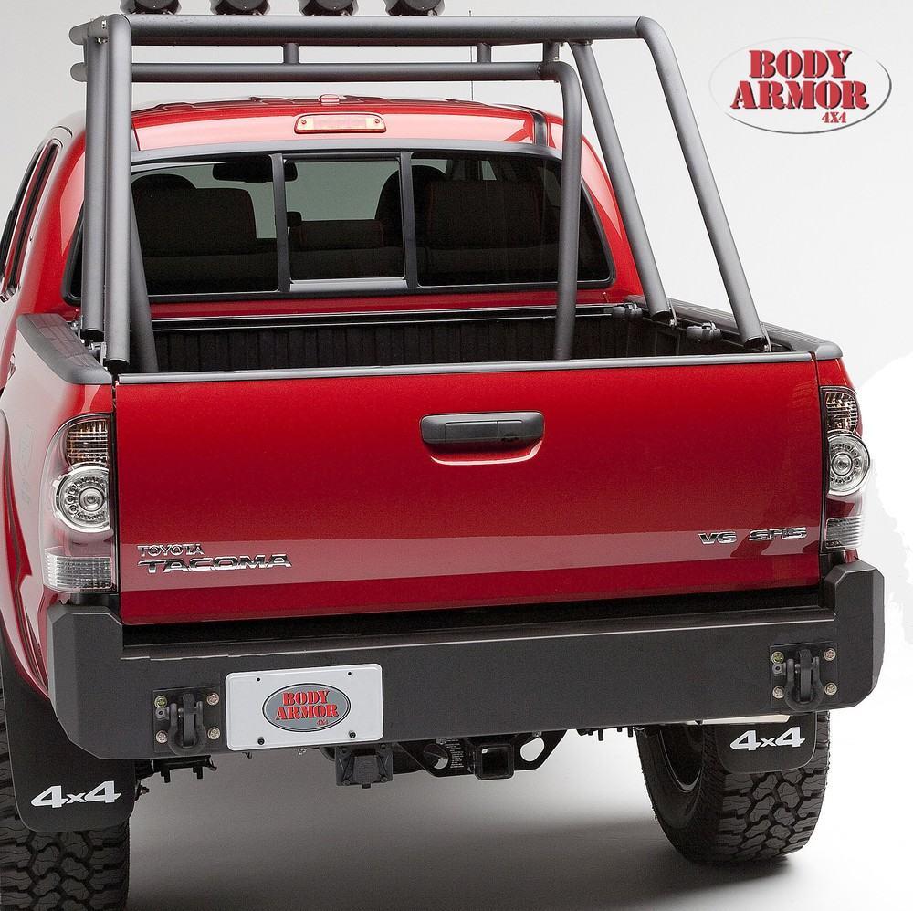 BODY ARMOR - Toyota Tacoma Rear Bumper - BYA TC-2961