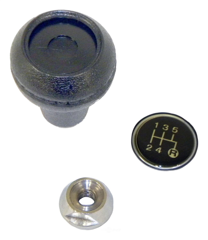 CROWN AUTOMOTIVE SALES CO. - Manual Trans Shift Knob Kit - CAJ 3241073K