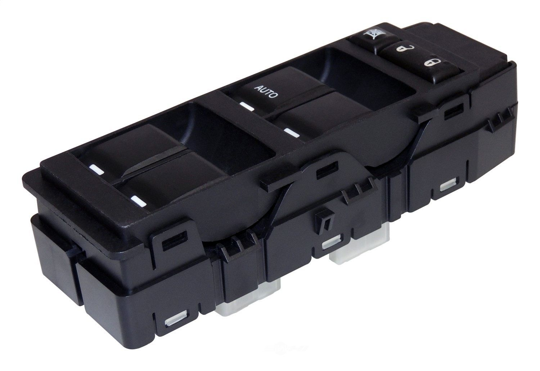 CROWN AUTOMOTIVE SALES CO. - Window Switch (Left Front) - CAJ 4602780AD