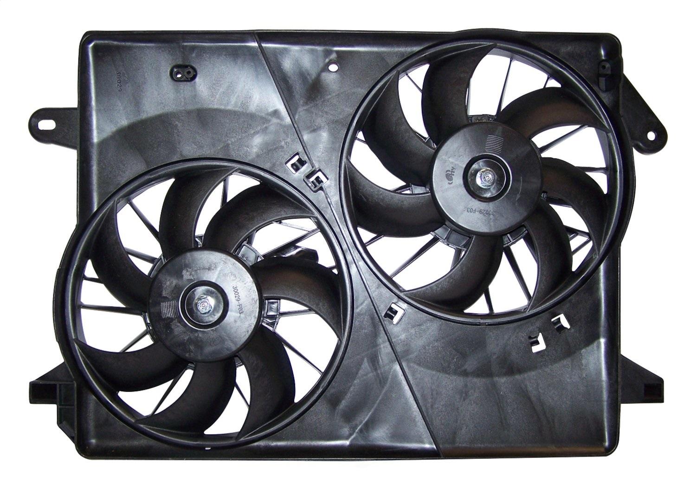 CROWN AUTOMOTIVE SALES CO. - Cooling Fan Module - CAJ 5174358AA