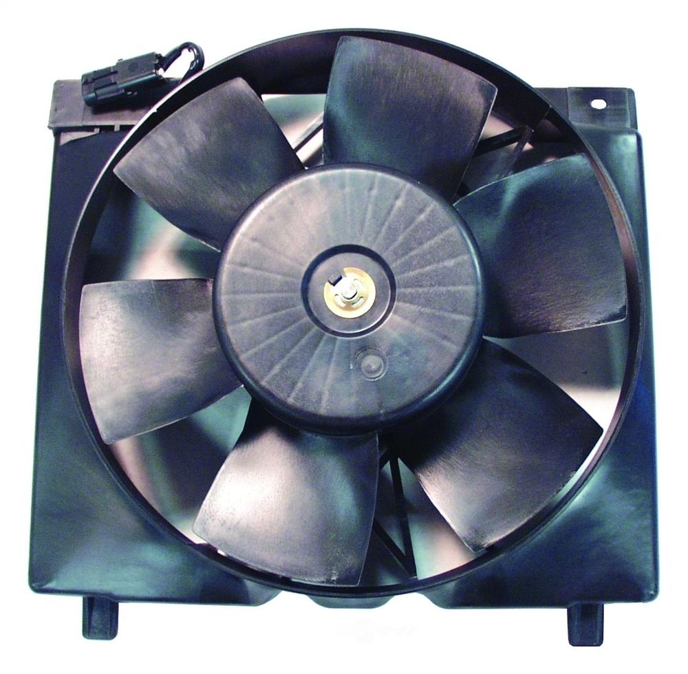 CROWN AUTOMOTIVE SALES CO. - Engine Cooling Control Module - CAJ 52005748