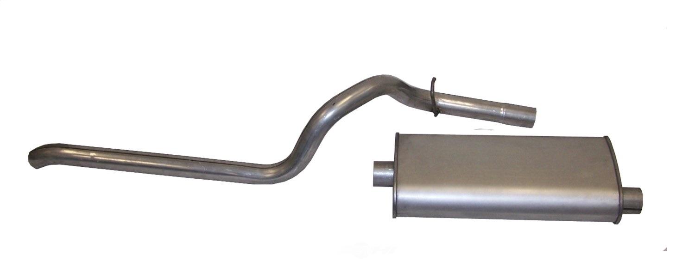 CROWN AUTOMOTIVE SALES CO. - Exhaust Kit - CAJ 52018335