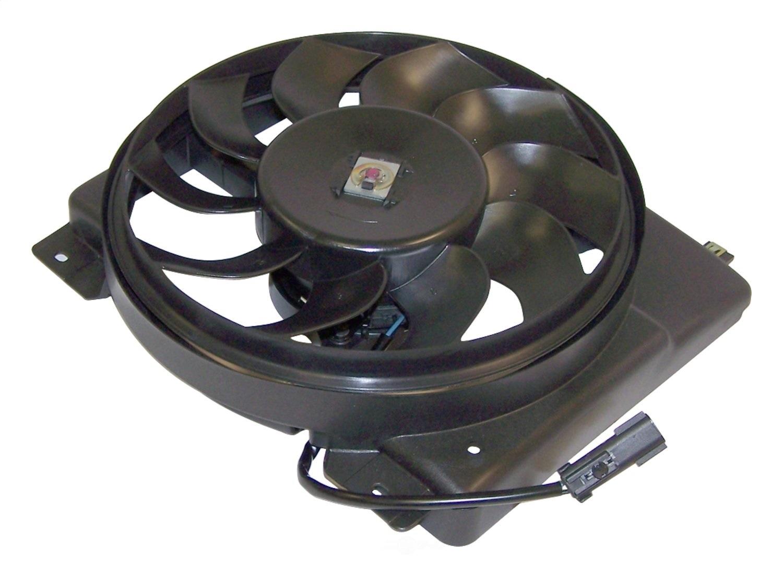 CROWN AUTOMOTIVE SALES CO. - Engine Cooling Control Module - CAJ 52028337AC