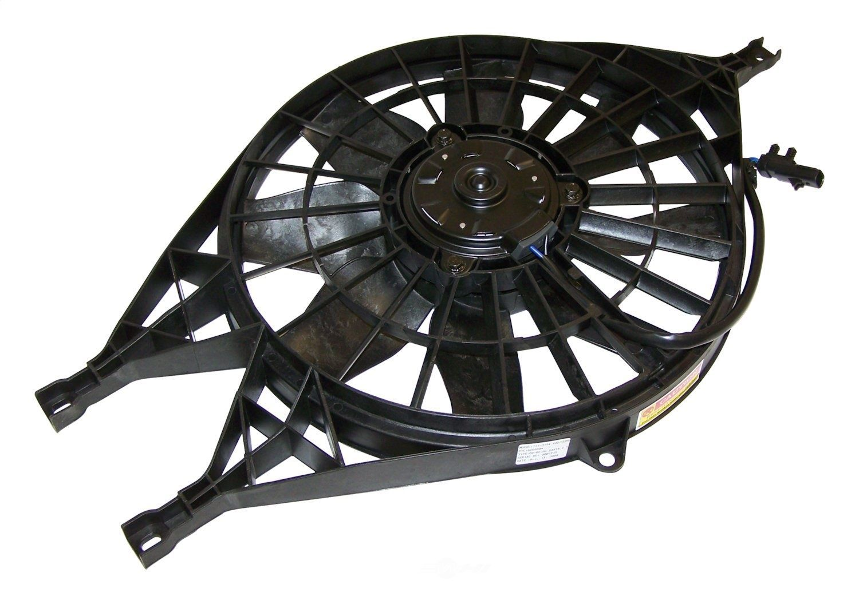 CROWN AUTOMOTIVE SALES CO. - Cooling Fan Module - CAJ 52030033AD
