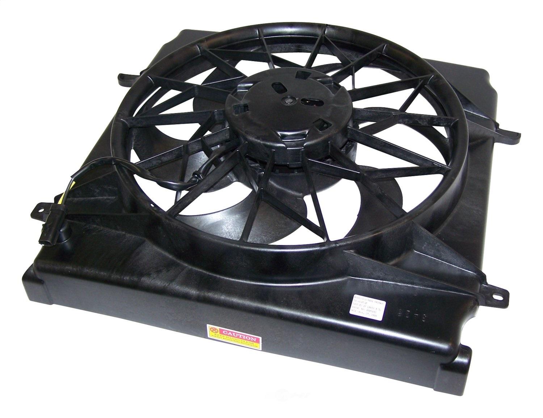 CROWN AUTOMOTIVE SALES CO. - Engine Cooling Control Module - CAJ 55037659AA