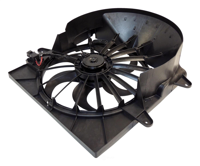 CROWN AUTOMOTIVE SALES CO. - Cooling Fan Module - CAJ 55037969AB