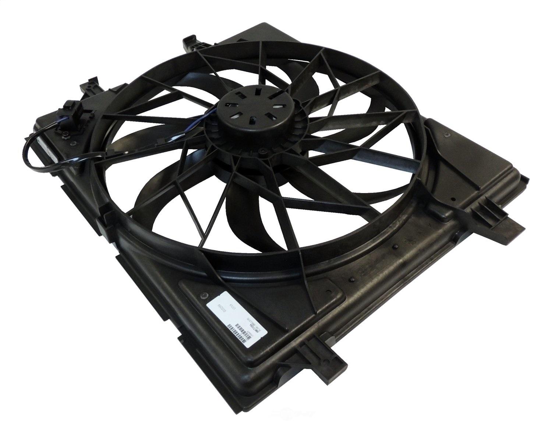 CROWN AUTOMOTIVE SALES CO. - Cooling Fan Module - CAJ 55037992AD
