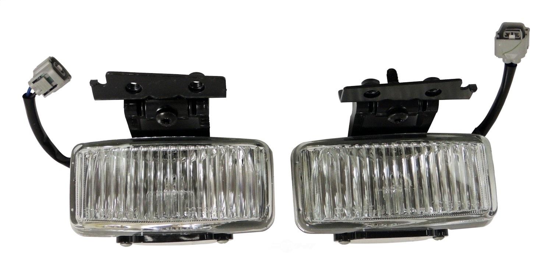 CROWN AUTOMOTIVE SALES CO. - Fog Lamp Kit - CAJ 55055274K