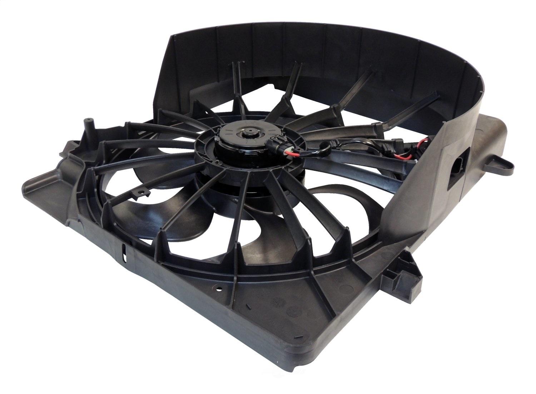 CROWN AUTOMOTIVE SALES CO. - Cooling Fan Module - CAJ 68033228AA