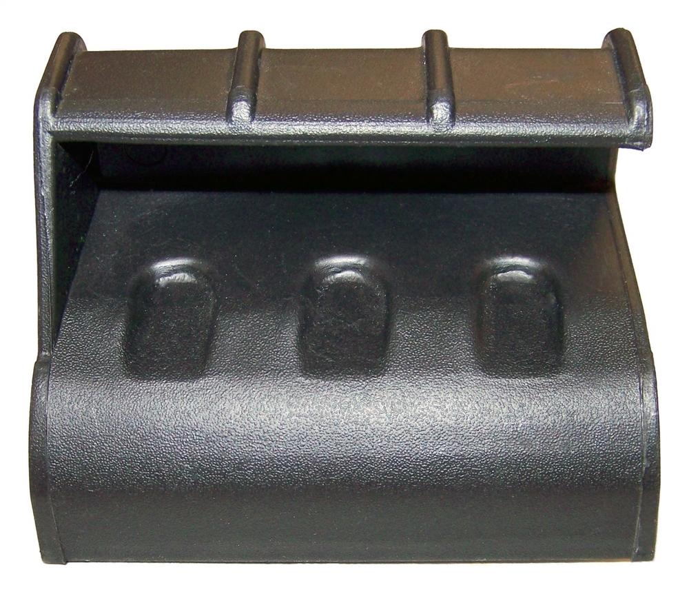 CROWN AUTOMOTIVE SALES CO. - Tailgate Bar Retainer - CAJ 68041621AA