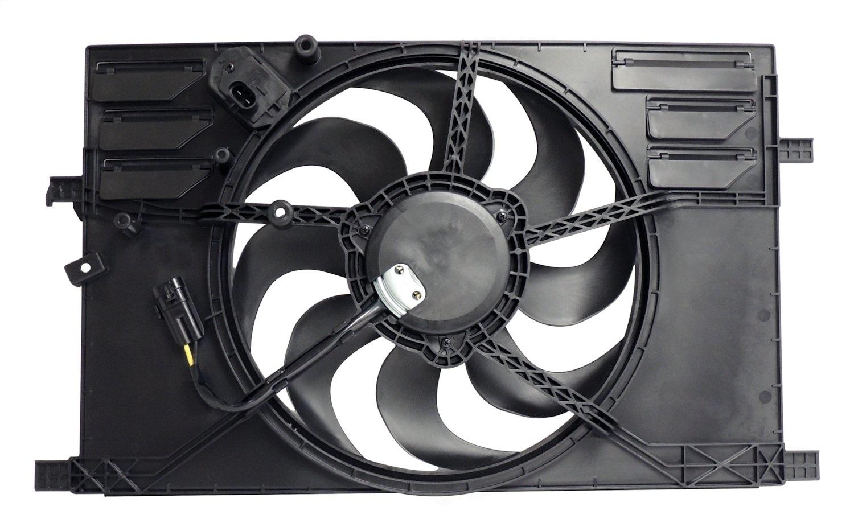 CROWN AUTOMOTIVE SALES CO. - Cooling Fan Module - CAJ 68360299AA