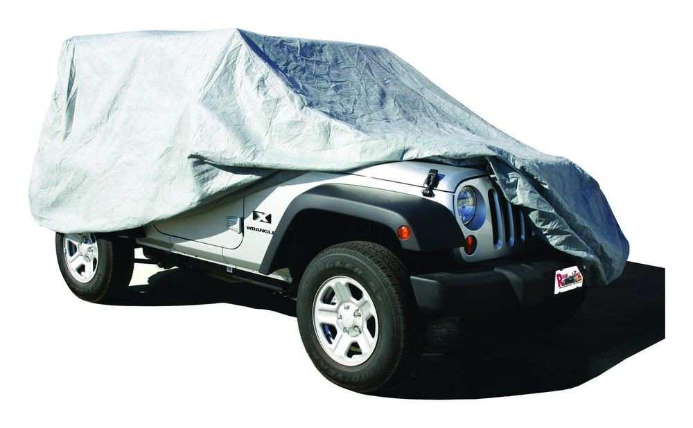 CROWN AUTOMOTIVE SALES CO. - Car Cover - CAJ FC10309