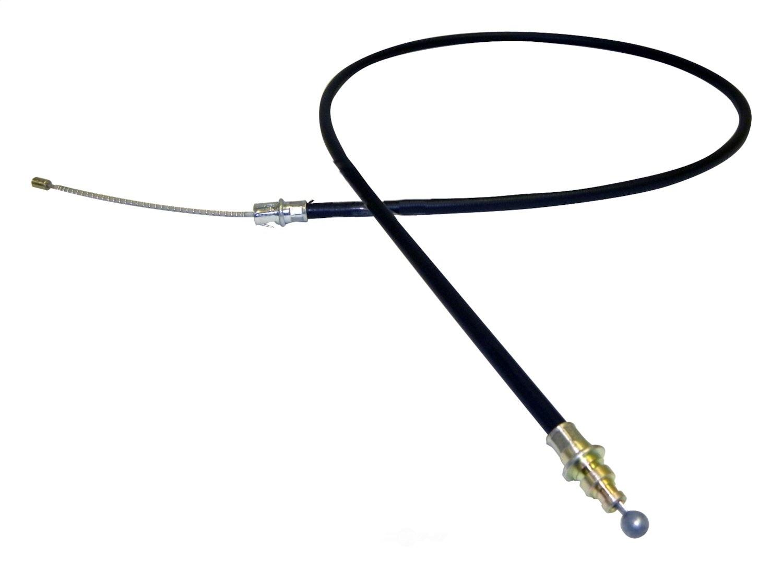 CROWN AUTOMOTIVE SALES CO. - Parking Brake Cable (Rear Right) - CAJ J3239949