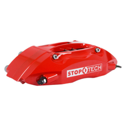 STOPTECH BIG BRAKE KITS - Red Caliper / Slotted Rotor (Front) - CBK 82.137.4700.71