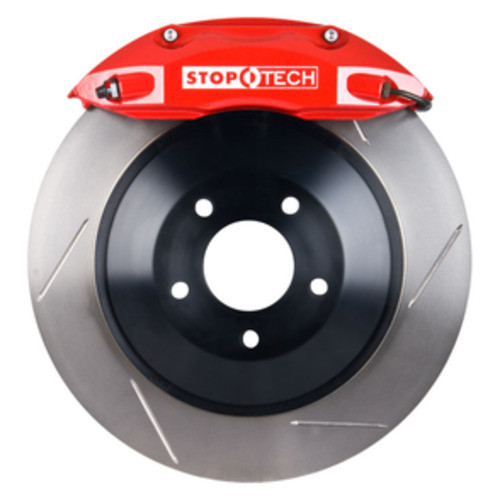 STOPTECH BIG BRAKE KITS - Red Caliper / Slotted Rotor (Front) - CBK 82.330.4700.71