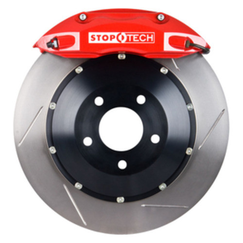 STOPTECH BIG BRAKE KITS - Red Caliper / Slotted Disc (Front) - CBK 83.648.4300.71