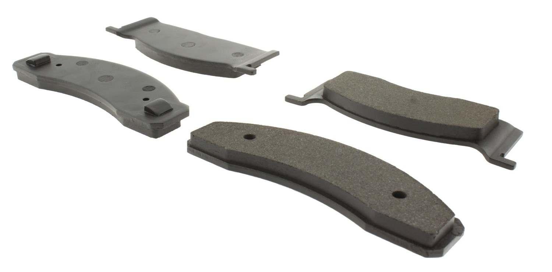 CENTRIC PARTS - Parking Brake Pad Set (Front) - CEC 102.00340