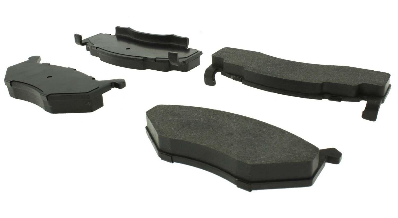 CENTRIC PARTS - C-TEK Standard Metallic Brake Pad - CEC 102.00840