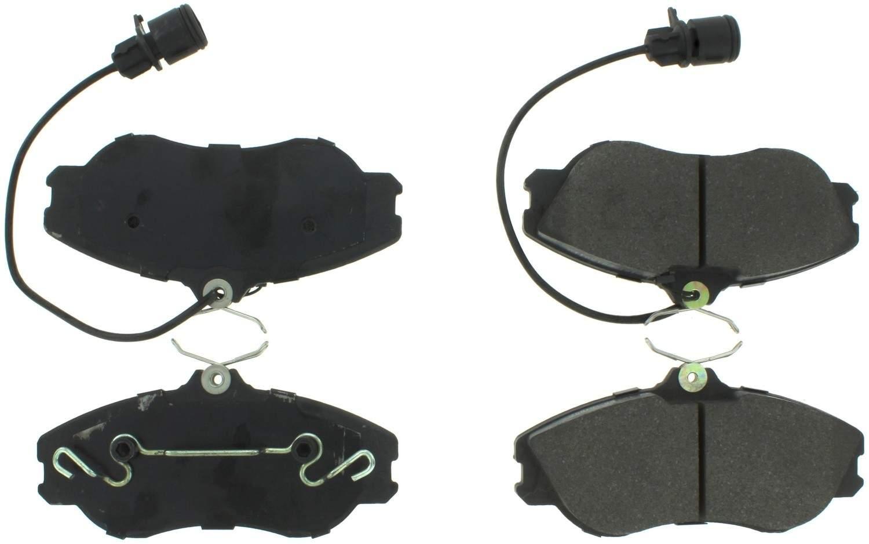 CENTRIC PARTS - C-TEK Standard Metallic Brake Pad (Front) - CEC 102.04191