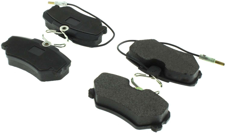 CENTRIC PARTS - C-TEK Standard Metallic Brake Pad (Front) - CEC 102.04540