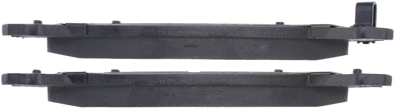 CENTRIC PARTS - Posi-Quiet Metallic Disc Brake Pad w/Shims & Hardware - CEC 104.07020