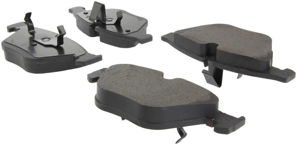 CENTRIC PARTS - Centric Posi-Quiet Semi-Metallic Disc Brake Pad Sets (Front) - CEC 104.09181