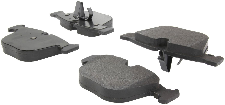CENTRIC PARTS - Centric Posi-Quiet Semi-Metallic Disc Brake Pad Sets (Rear) - CEC 104.09190