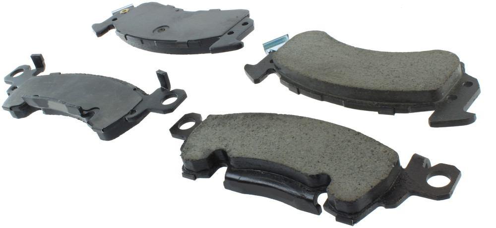 CENTRIC PARTS - Centric Posi-Quiet Ceramic Disc Brake Pad Sets (Front) - CEC 105.00520