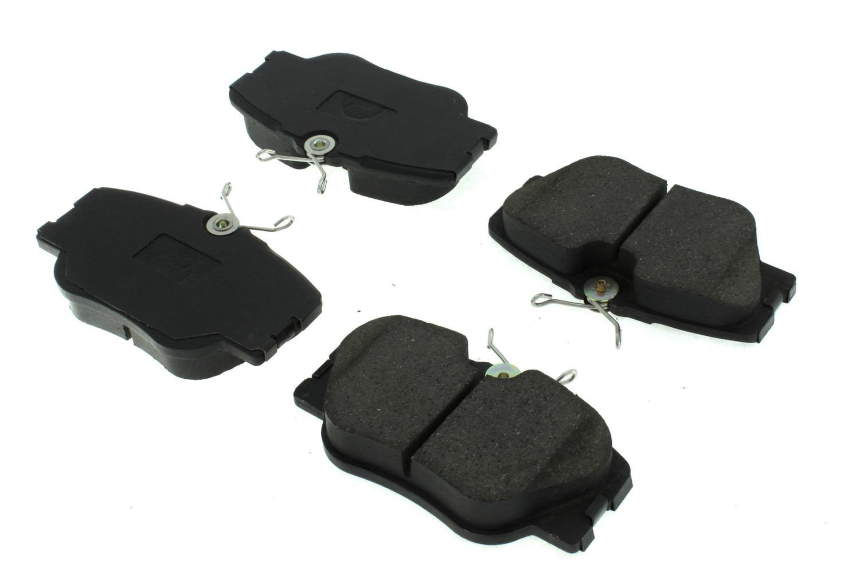 CENTRIC PARTS - Centric Posi-Quiet Ceramic Disc Brake Pad Sets - CEC 105.04230
