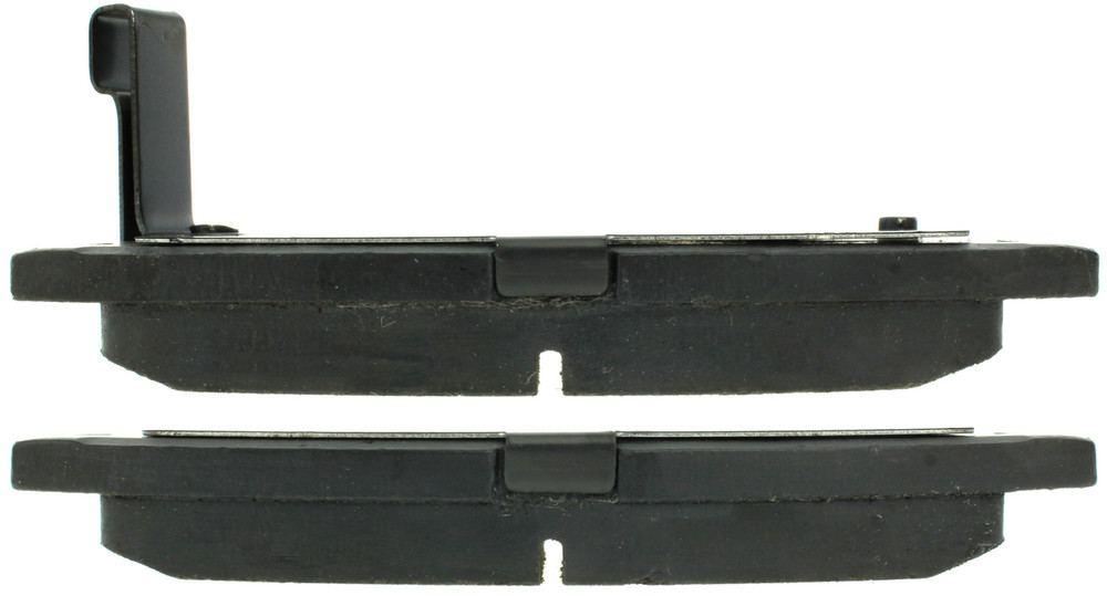 CENTRIC PARTS - Posi-Quiet Ceramic Disc Brake Pad w/Shims & Hardware-Preferred (Rear) - CEC 105.05670