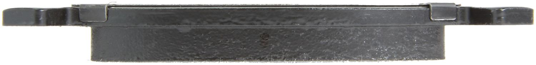 CENTRIC PARTS - Posi-Quiet Ceramic Disc Brake Pad w/Shims & Hardware-Preferred (Front) - CEC 105.05690