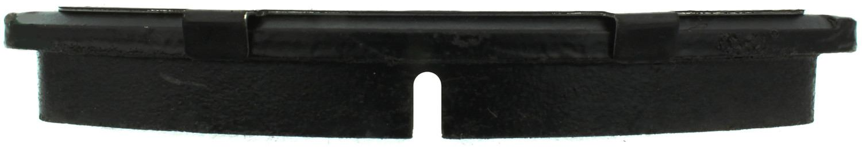 CENTRIC PARTS - Posi-Quiet Ceramic Disc Brake Pad w/Shims & Hrdwr-Preferred (Front) - CEC 105.06020