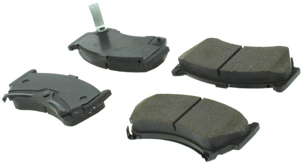 CENTRIC PARTS - Centric Posi-Quiet Ceramic Disc Brake Pad Sets (Front) - CEC 105.06680