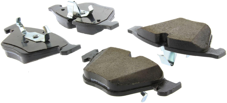 CENTRIC PARTS - Centric Posi-Quiet Ceramic Disc Brake Pad Sets (Front) - CEC 105.09181